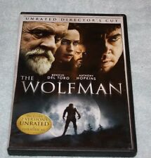 DVD The Wolfman