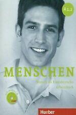 MENSCHEN A1.2 ARBEITSBUCH (EJERCICIOS) + AUDIO CD. ENVÍO URGENTE (ESPAÑA)