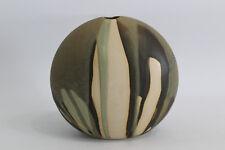 Studio Keramik Vase signiert SCO? 60er 70er Jahre Pottery Design 60s 70s signed