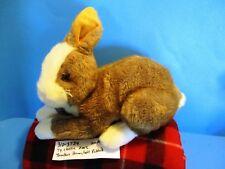 Ty Classic Thimbles Brown and White Dutch Bunny Rabbit 2002 plush(310-3754)