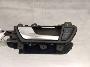 B8 Audi A4 Interior Door Release Handle Left Front Brown