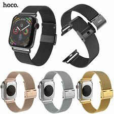 HOCO Milanese Mesh Band For Apple Watch 38mm 40mm 42mm 44mm Metal Strap Bracelet