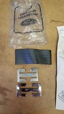 Ford Factory Car Seat Locking Clip Seat Belt Adjusters