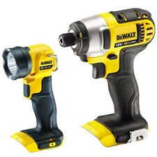 Dewalt DCF885N 18V XR Cordless Impact Driver With DCL040N 18V Torch Body Only
