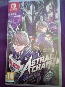Astral Chain - Jeu Nintendo Switch - FR