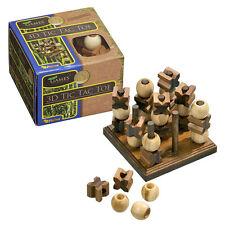 Philos 3266 Tic Tac Toe 3D, Bambus