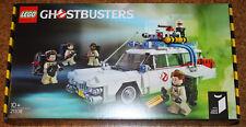 LEGO 21108 Ghostbusters Ecto-1 Ideas OVP Neu ungeöffnet mit Figuren!!