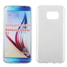 Étuis, housses et coques avec clip transparents transparents Pour Samsung Galaxy S7 pour téléphone mobile et assistant personnel (PDA)