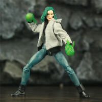 "Custom Marvel Legends TV The Gifted Polaris 6"" Action Figure Lorna Dane Magneto"