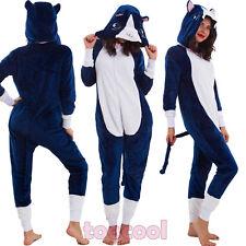 Pijama de mujer piel sintética kugurumi una pieza SOPORTAR GATO UNICORNIO L1725