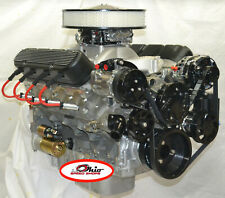 Dyno Tested Ls3 505hp Carburated Engine Package
