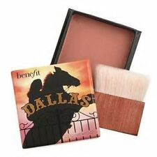 Benefit Cosmetics ~ Dallas Dusty Rose Face Powder 0.32 oz 9g New~Fast Free Ship