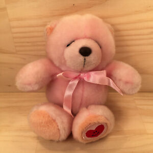 "FOREVER FRIENDS ""Rose Pink"" Gorgeous Little Teddy Bear Soft Toy Stuffed Friend"