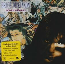 Bruce Dickinson - Tattooed Millionaire [New CD] Bonus Track, Rmst