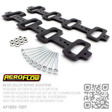 CATHEDRAL to RECT PORT INTAKE ADAPTERS V8 LS1 5.7L [HOLDEN WH-WK-WL STATESMAN]