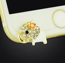 Anti Dust Plug For iPhone 6SPlus 6S 6plus 6 5C 5S 5 Cute Elephant