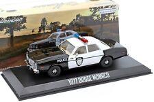 1977 DODGE MONACO Police Department City of Roseville - 1/43 GREENLIGHT