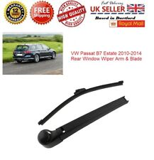 VW PASSAT B7 ESTATE COMBI 2010-2014 REAR WIPER ARM & BLADE WINDSCREEN NEW