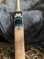 Optimax Pyro Grade 1 English Willow Cricket Bat 2.10