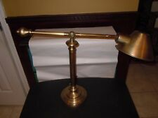 Accent Lamp Desk Table Antique Brass Style Home Office Decoration Lighting Light