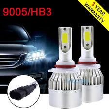 9005 LED Headlight Bulbs For Toyota Sienna Camry Corolla Highlander High Beam a3