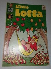 Little Lotta #31 harvey comics 1960 silver age  richie rich appearance 1st print