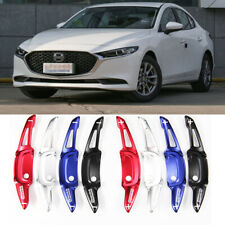 Steering Wheel Shift Paddle Shifters Extension Aluminum For Mazda 3 Axela 2020