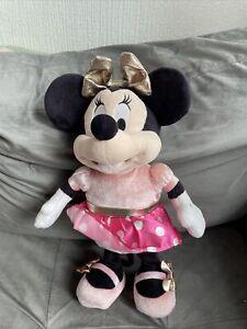 "My Interactive Friend Minnie Mouse voice commands dance walk jump 14"" talking"