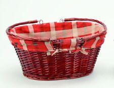 Panier-cadeau Panier-cadeau avec tissu SEMELLE othopédique 44 x 34 x 20 cm