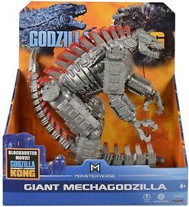 """Godzilla Vs. Kong 11"""" Giant MechaGodzilla Playmates New FAST Free Ship 📦"""