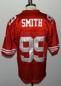 Men's 🏈 San Francisco 49er's #99 NFL Reebok Jersey Aldon Smith Size 50 Stitched