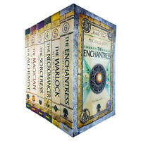 The Secrets of the Immortal Nicholas Flamel Series 1 - 6 Books Collection Set