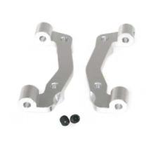 Serpent 902207 Bracket Front Upper L + R Aluminium For 1/8 Nitro Cars