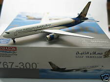 1/400 DW GULF TRAVELLER Airline B767-300