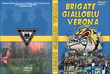DVD Brigate Gialloblu Hellas Verona -- BUTEI, SCALIGERI, CURVA SUD, Briegel, ULTRAS