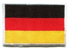 National flag of Germany German embroidered applique iron-on patch Small S-96