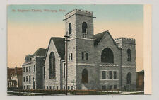 WINNIPEG MB St. Stephen's Church