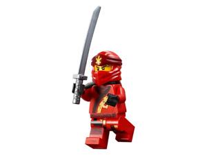 LEGO Minifigures - 40342 - Ninjago - Kai Legacy - NEUF