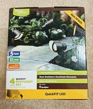 Better Homes & Gardens 4 Piece QuickFIT LED Spotlight