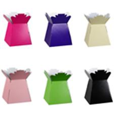 Paper Flower Bouquet Living Vase Transporter Any Colour Mega Sale