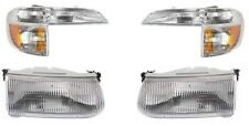 1995 - 2001 FORD EXPLORER HEAD LIGHT LAMP AND CORNER LAMP LIGHTS