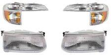 1995 - 2001 FORD EXPLORER HEAD LIGHT LAMP AND CORNER LAMP LIGHTS