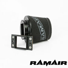 RAMAIR INDUCTION FOAM UNIVERSAL CONE AIR FILTER WITH L-JETRONIC ADAPTOR