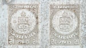 American Bank Note Company: Quebec Province Printing Plate