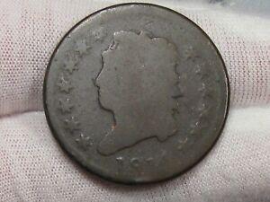 1814 Classic Head Large Cent. #30