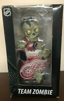 """DAMAGED BOX Detroit Red Wings Team Zombie Gnome 10"""" FOCO Forever Nightmares"""