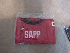 Warren Sapp Autographed / Signed Jersey - Tampa Bay Buccaneers - Red -JSA COA
