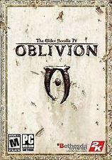 Elder Scrolls IV: Oblivion (PC, 2006)