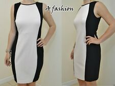 NEW NEXT UK 18 LADIES 2 TONE DRESS