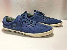 MADDEN Men's Size 13 Blue Canvas Mesh Lace Sneaker Shoe